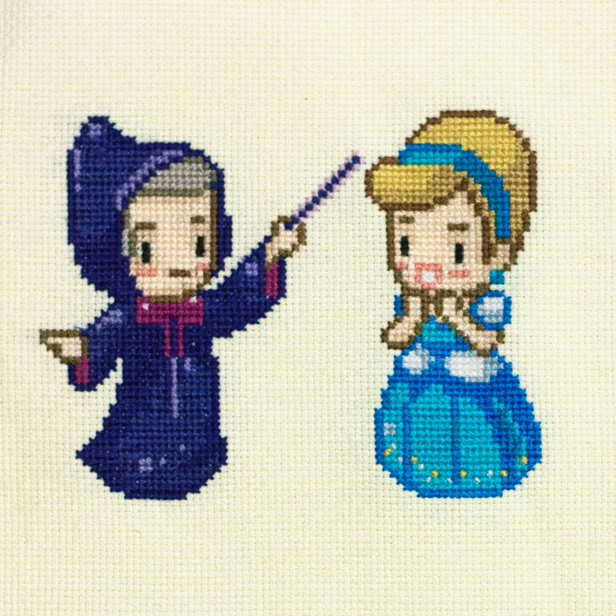 I Am Luna Sol How To Make Cross Stitch Patterns From