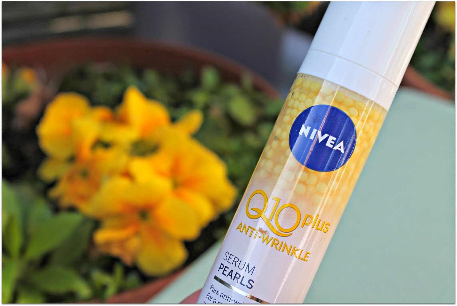 Nivea Q10 plus anti wrinkle serum pearls