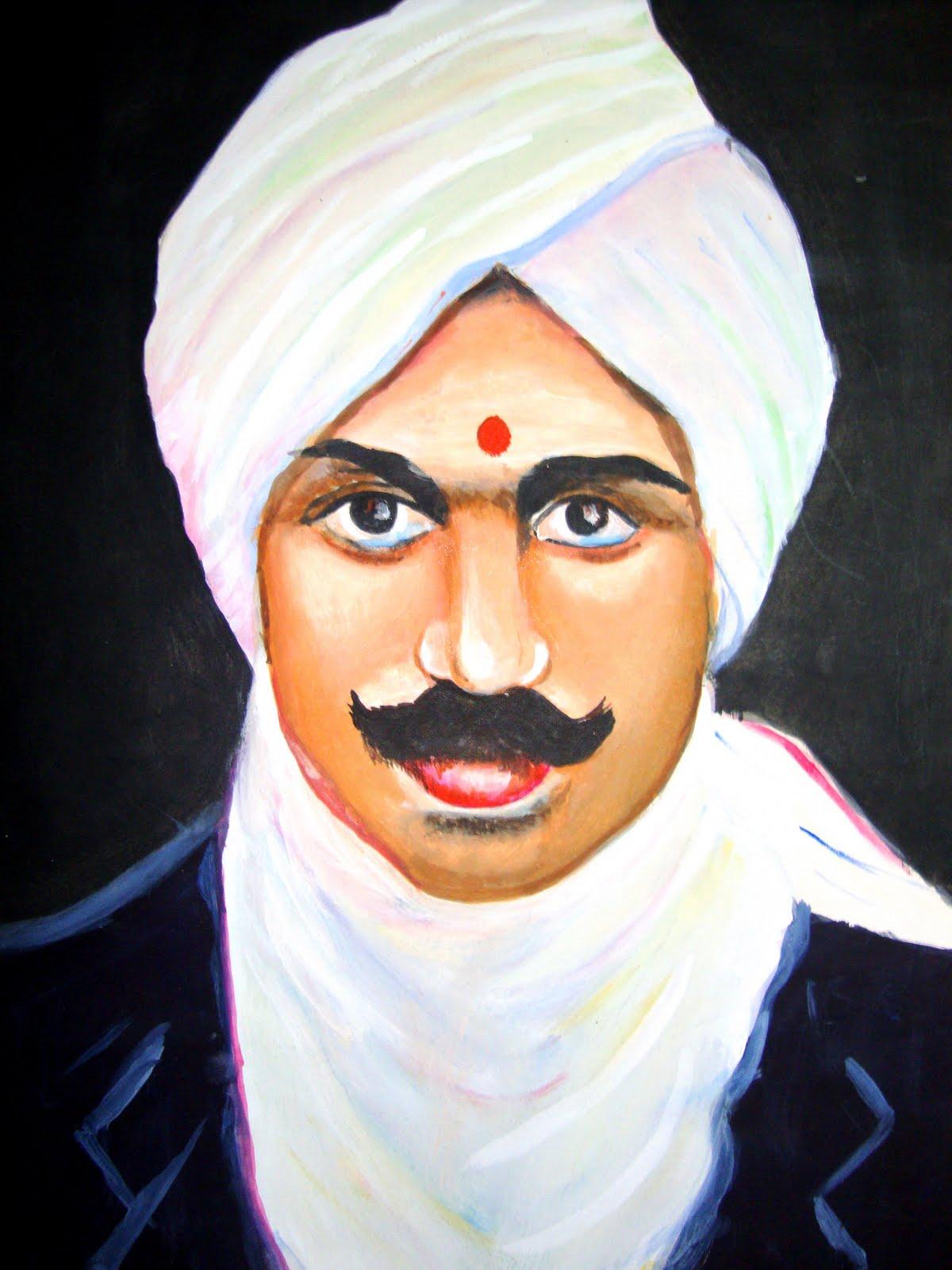 katturai on poet bharathiyar