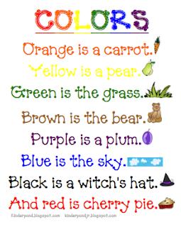 https://www.teacherspayteachers.com/Product/Colors-Poem-2074454