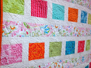 Easy as 10, quilting detail