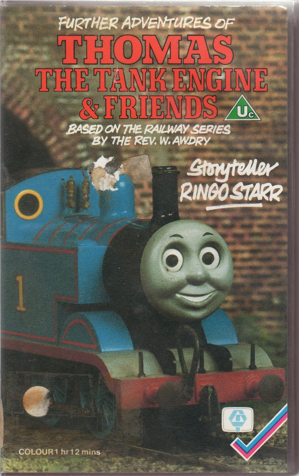 The thomas tank collectables blog guild home video