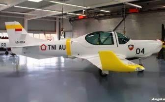 Lanud Adisucipto Menerima Empat Pesawat Latih