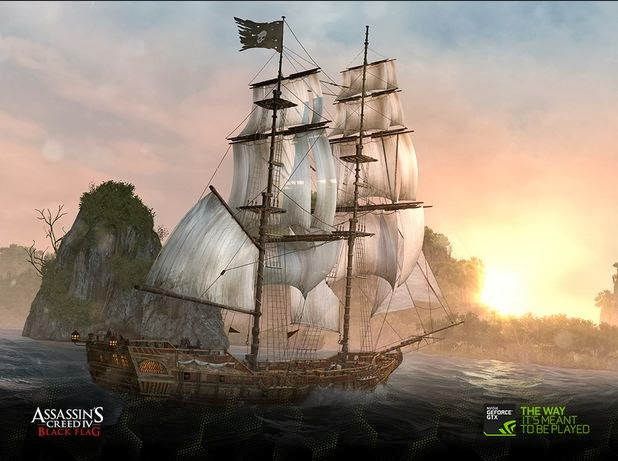 The Assassin's Creed IV Black Flag HD Wallpapers