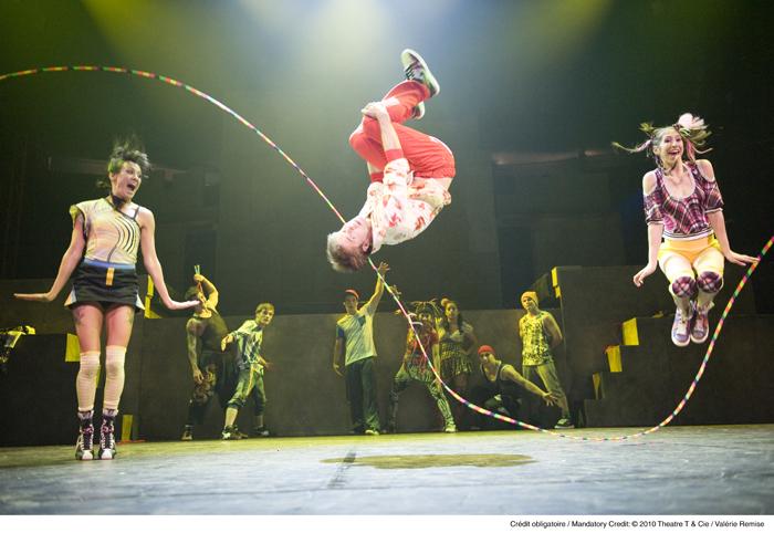 rencontres de danses urbaines tours 2011