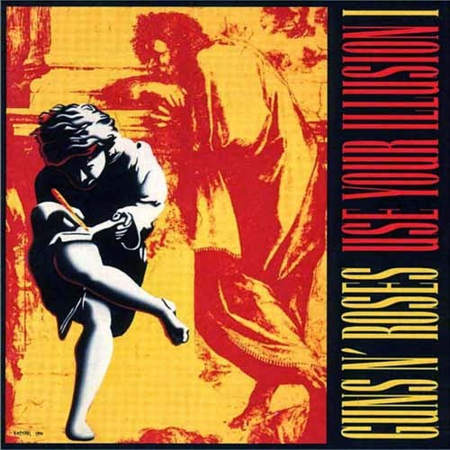 Portada Guns & Roses-Use your Illusion-I