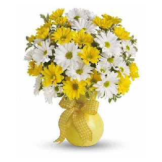 Order The Teleflora Upsy Daisy Bouquet