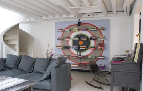 Decoratie grote muur in de gang viva forum for Decoratie gang