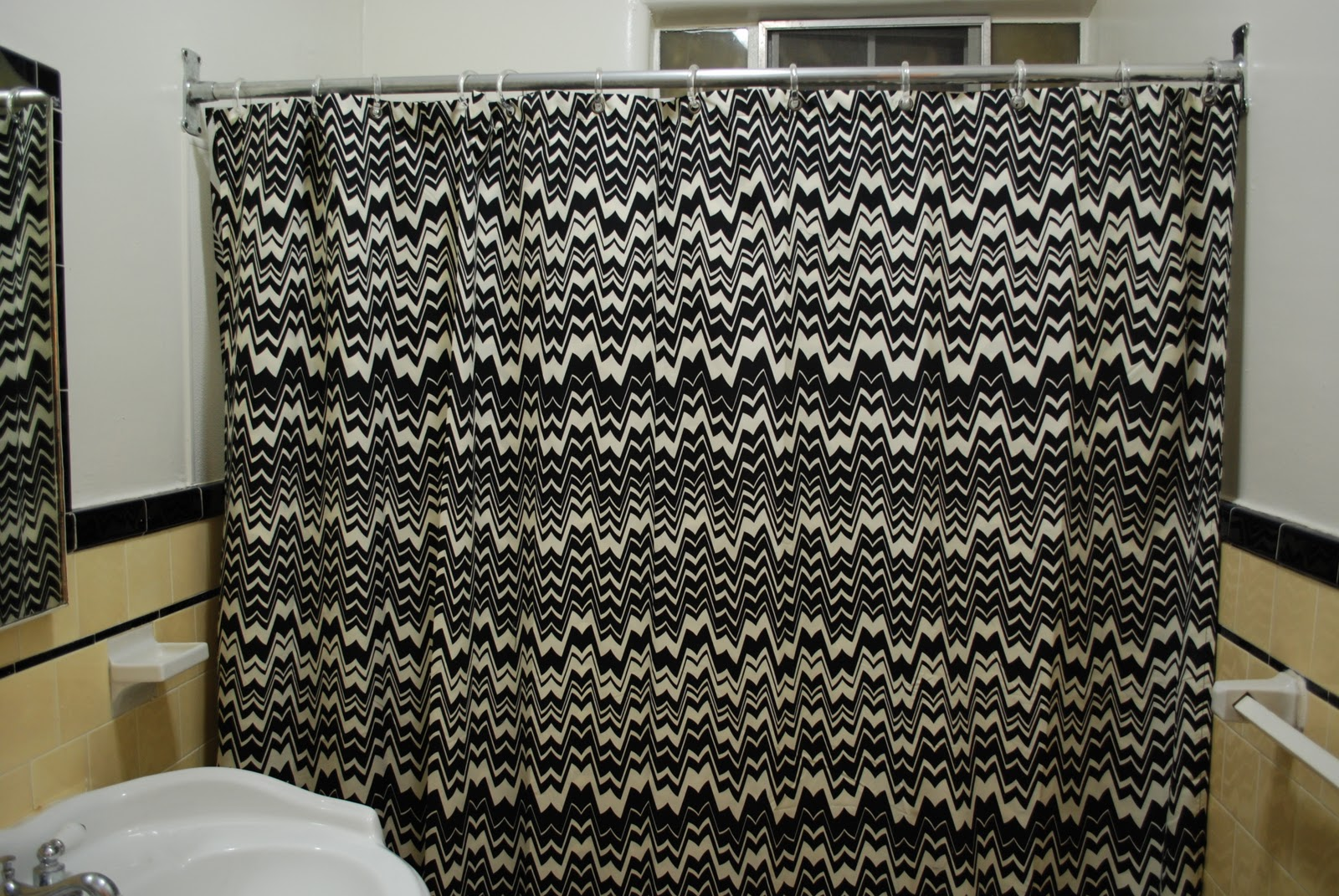 Missoni For Target: My Shower Curtain Has Arrived!