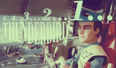 Los Thunderbirds - supermarionetas