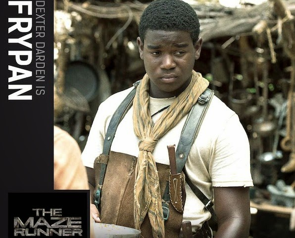 The Maze Runner Dexter Darden
