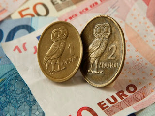 Out of Order: Thousands of ATMs have been Cleaned out In Greece Greece-euro
