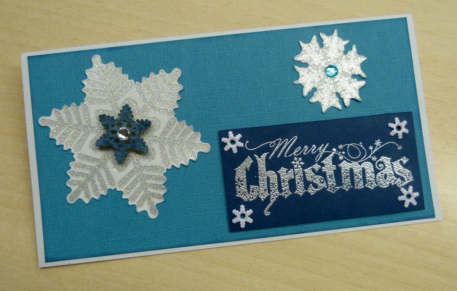 Scrapapers tarjetas de navidad - Tarjetas de navidad faciles ...