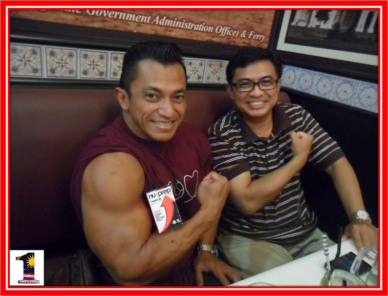Mr.Asia,Mr.Universe 2012 Sazali Samad Harta Negara Berkualiti,Bermutu Tinggi Sebilion Terima Kasih.