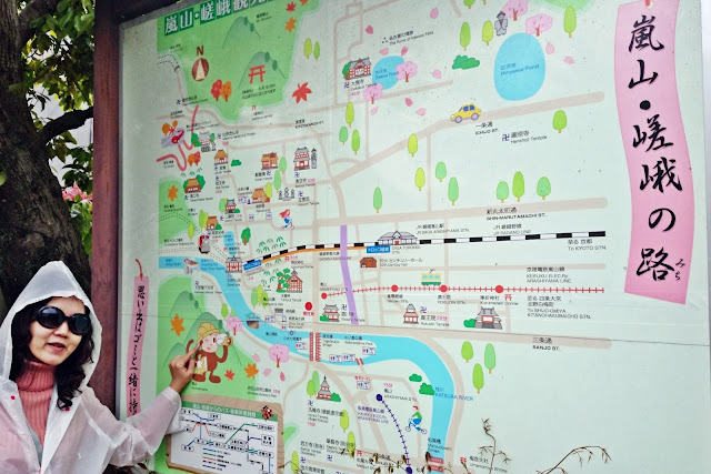 meheartseoul.blogspot.sg | Kyoto - Togetsukyo Bridge