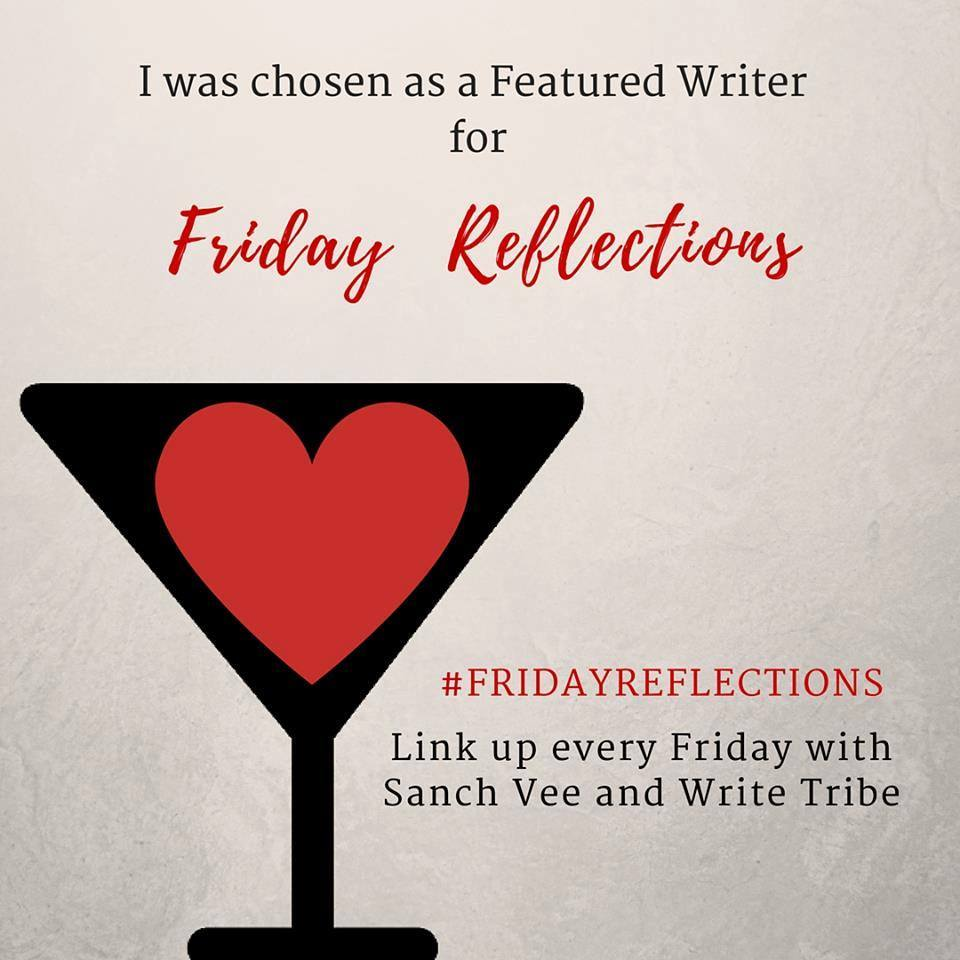 Featured on #FridayReflections