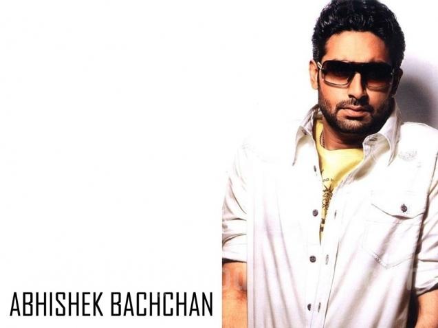 Abhishek Bachchan Hollywood Bollywood Celebrity