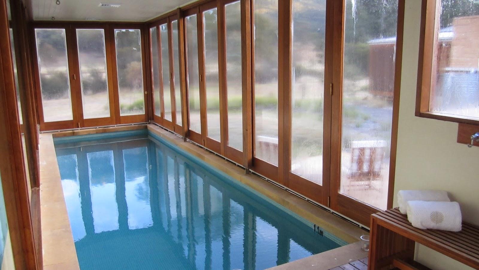 """""""Heritage Suites"""" at Wolgan Valley nsw australia pool swimming"""
