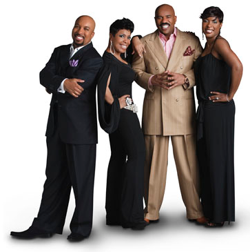 ... has announced anexclusive five year agreement with Steve Harvey