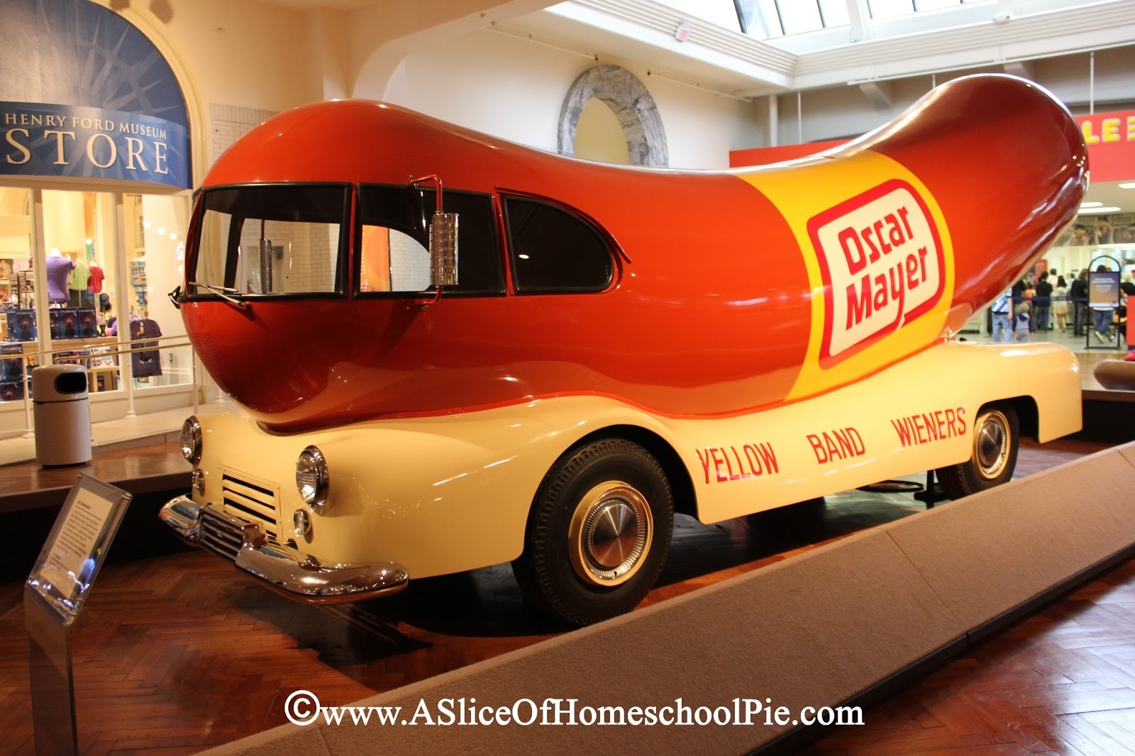 A Slice of Homeschool Pie: The Henry Ford Museum - Fun, Educational ...