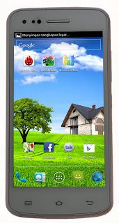 Harga dan gambar Cross A7S Android Smartphone