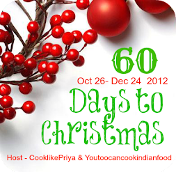 60 Days to Christmas Event