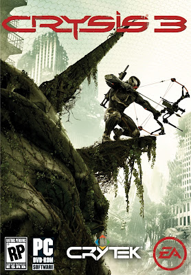Crysis 3 PC Cover