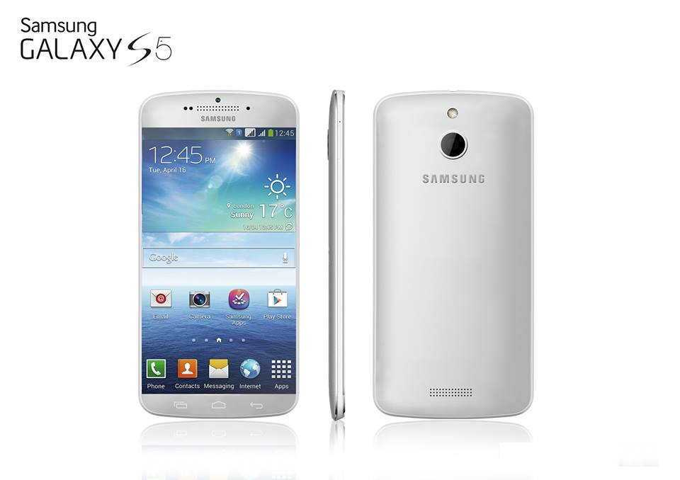 Samsung Galaxy S5- What more you can ask for!!!