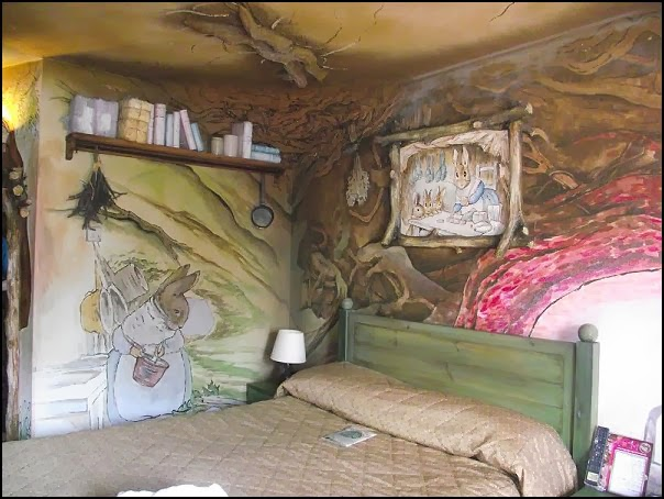 Decorating theme bedrooms maries manor peter rabbit for Rabbit decorations home