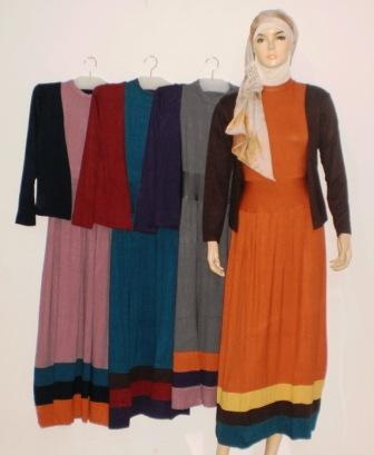 Gamis Anak MUda GKM4447 - Grosir Baju Muslim Murah Tanah Abang