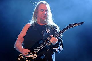 Jeff Hanneman of Slayer Passes Away at 49