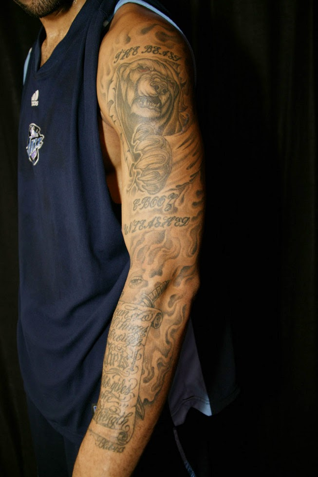 Basketball Stars Picture Pics Best Tattoos Basketball