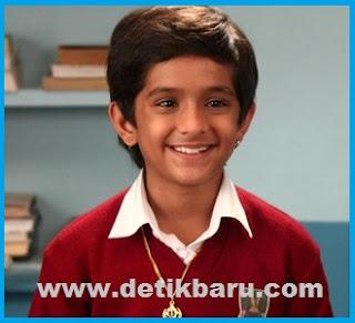 Bhavesh Balchandani Pemeran Ranvi Kecil di Serial Drama Veera