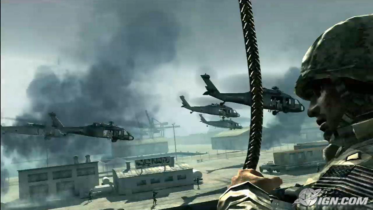 Call Of Duty 4 MODERN WARFARE FULLRIP Repack [MF] ~ Repack ...