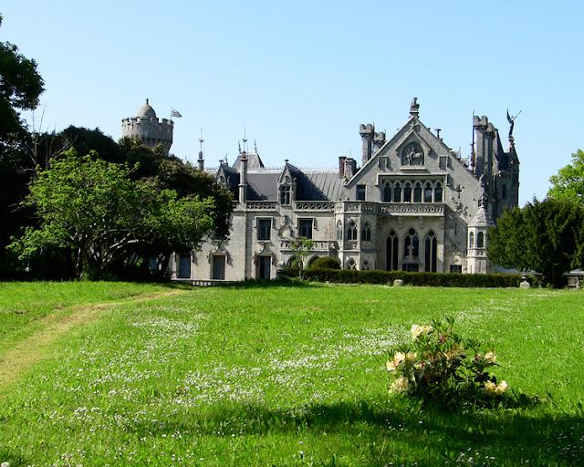 Keriolet Castle, Bretagne