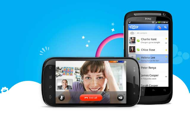 mobile video chat