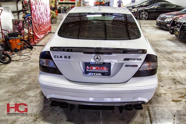 clk63 amg custom