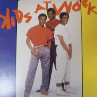 KIDS AT WORK - KIDS AT WORK (1984)