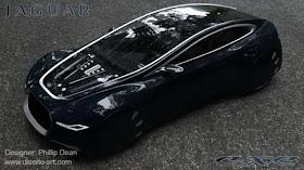 Jaguar C-XC
