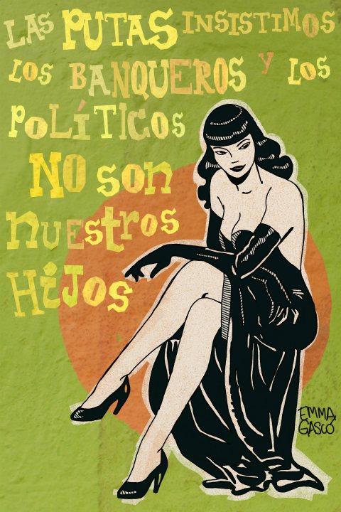 prostitutas caseras colectivos de prostitutas