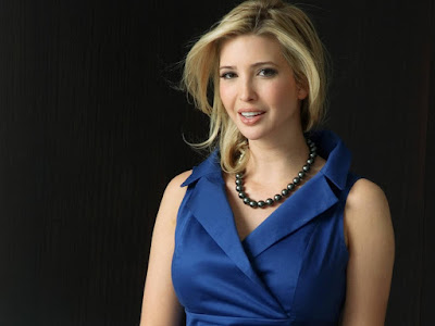 American Bussinesswoman Ivanka Trump Wallpaper