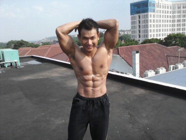 jakarta Hot Male Model
