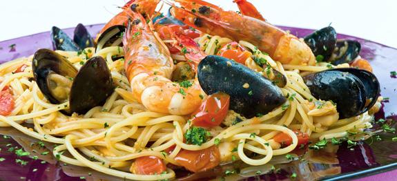 Spaghetti Allo Scoglio Con Il Bimby Tm5 Ricette Bimby Tm5