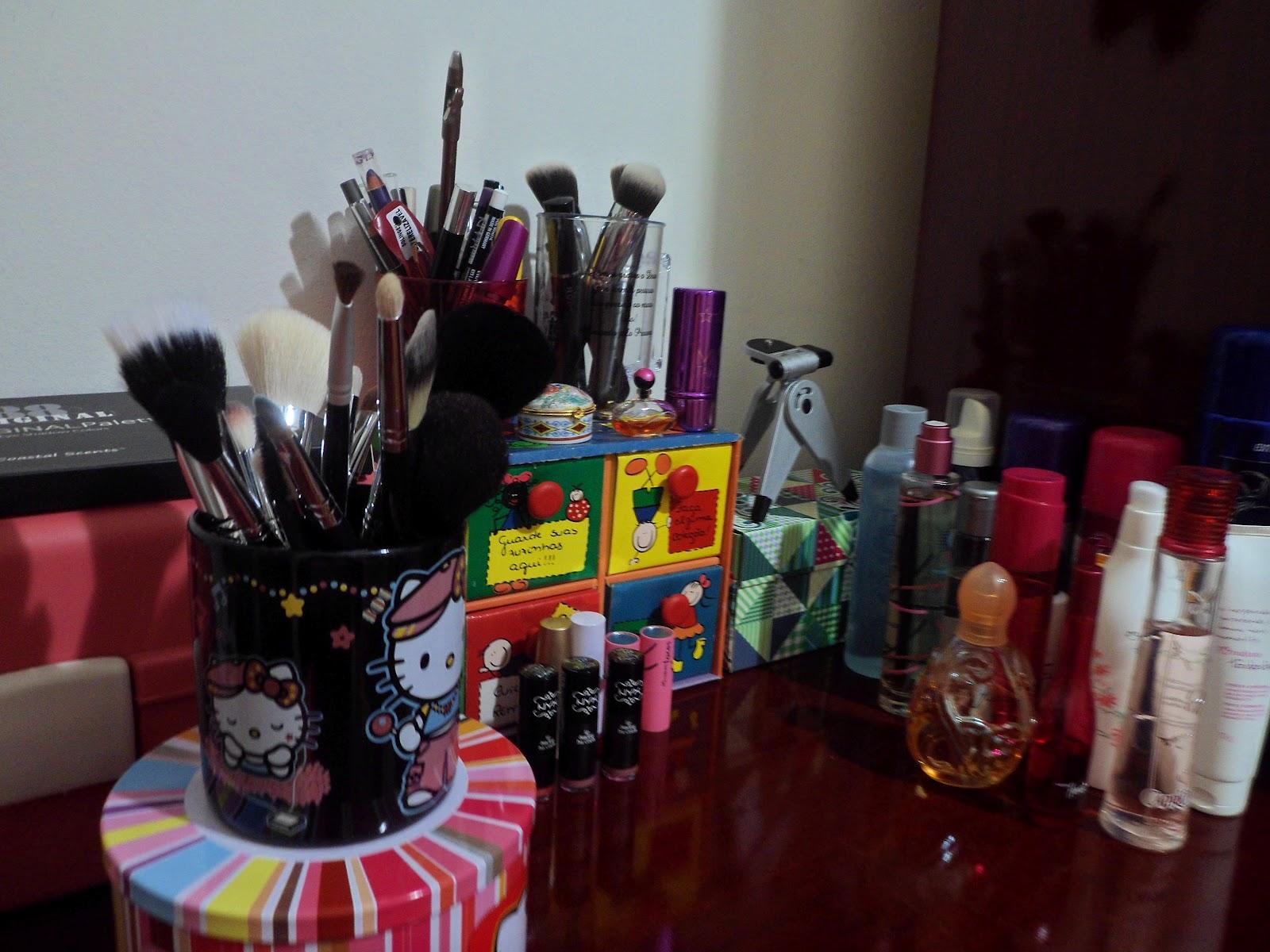 Absolutamente Fashion - Dicas de maquiagem e produtos de