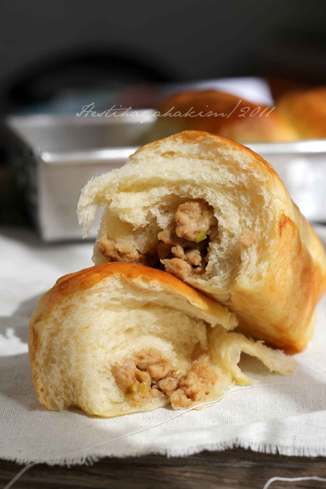HESTI'S KITCHEN : yummy for your tummy: Loaf Bread (Water