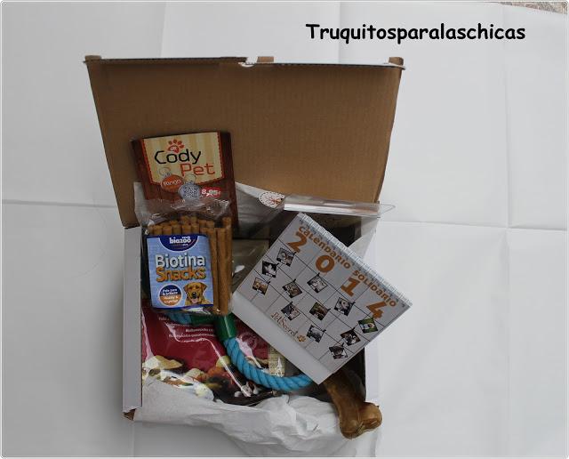 caja perros mensual
