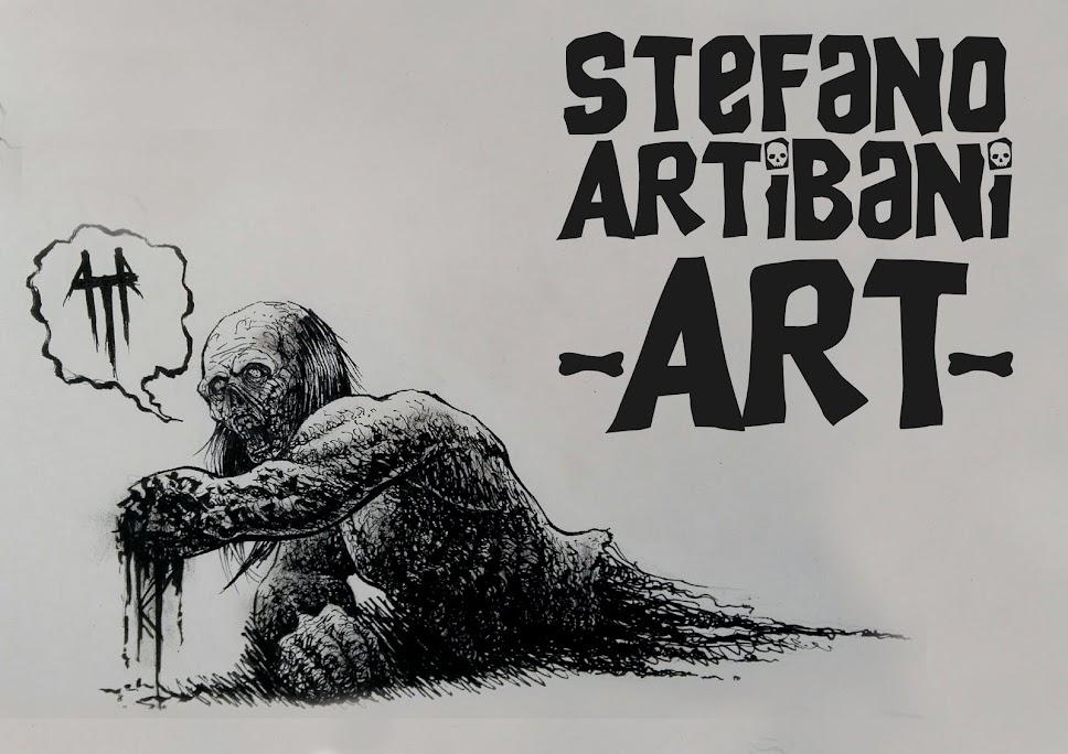 STEFANO ARTIBANI -ART-