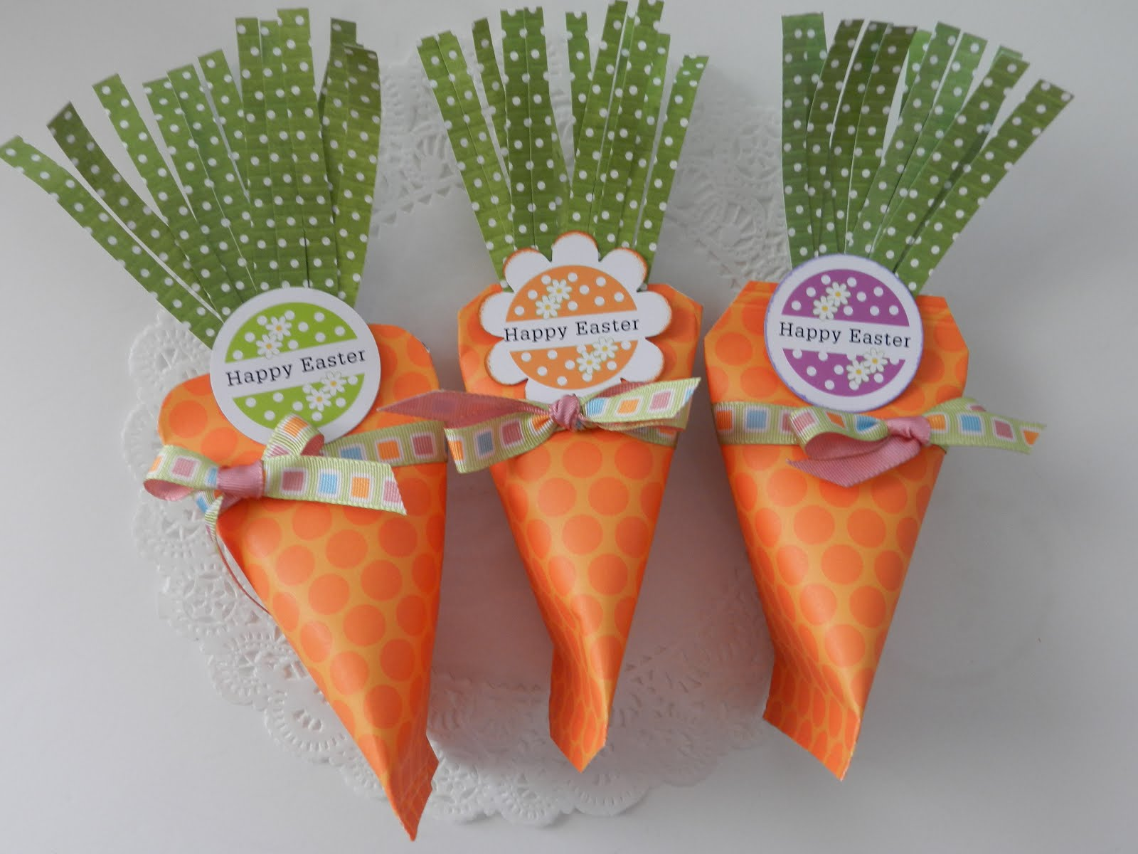 Tags for Easter Carrots-Instant Download