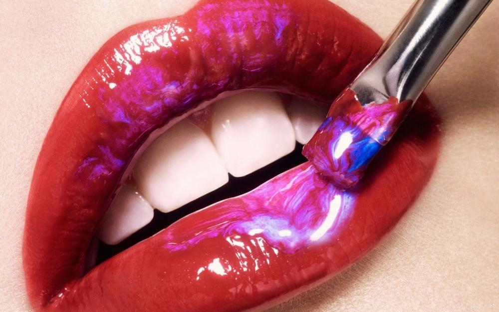 Souvent Dis moi quelle couleur de rouge à lèvres tu portes, je te dirai  BF03