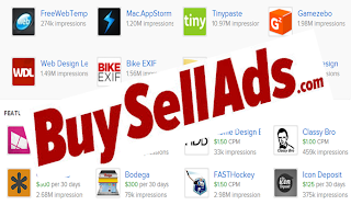 buysellads as adsense alternative